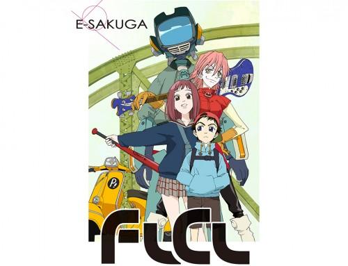 「E-SAKUGA フリクリ」さらに新規カットを追加したヴァージョン3.0最終版を公開